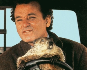 It's Groundhog Day All Over Again