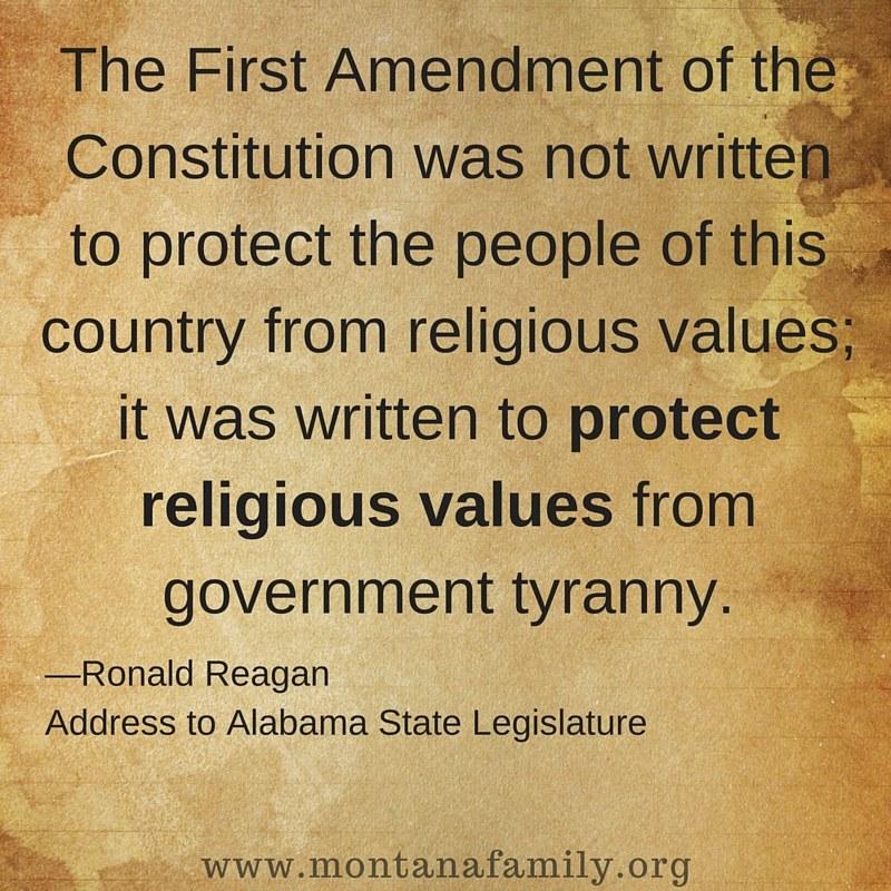 Protecting Religious Values